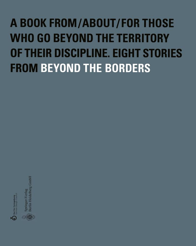 Beyond the Borders als Buch