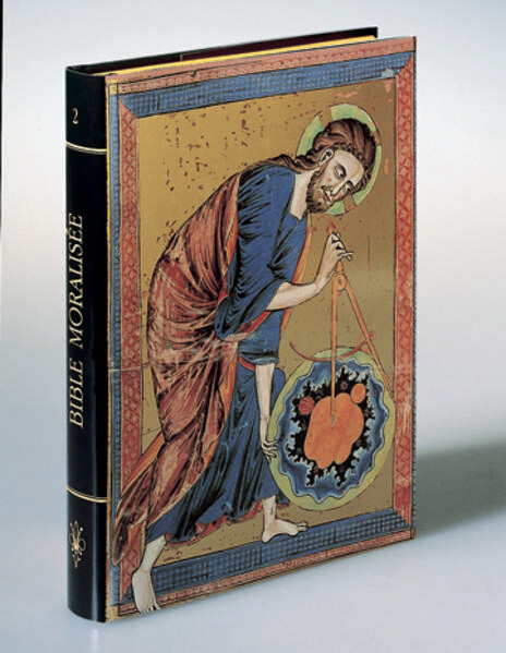 Bible moralisee als Buch