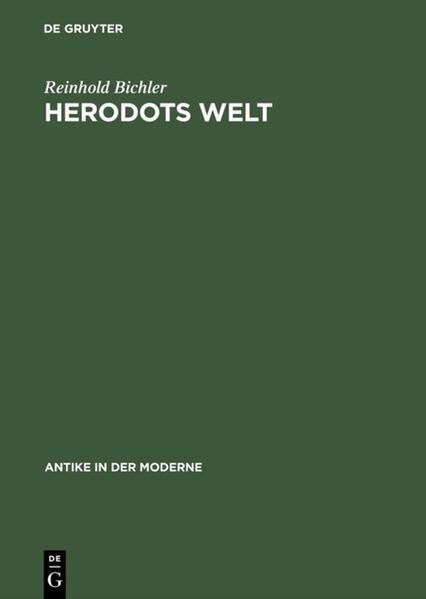 Herodots Welt als Buch