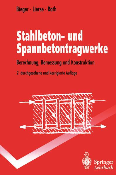 Stahlbeton- und Spannbetontragwerke als Buch (kartoniert)