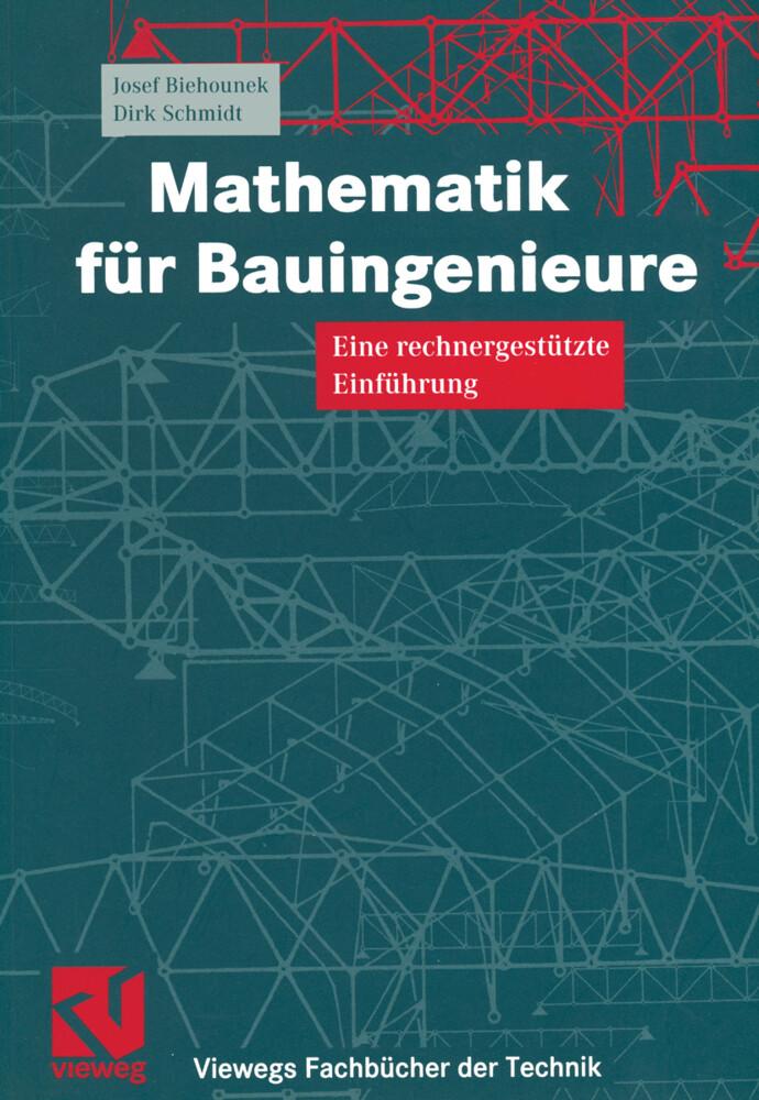 Mathematik für Bauingenieure als Buch