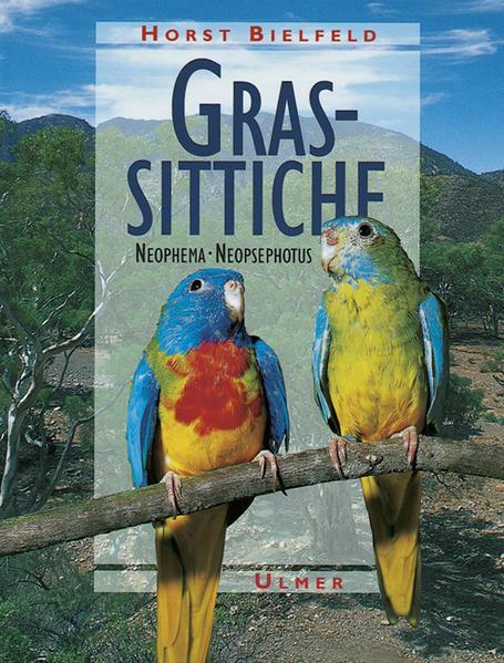 Grassittiche als Buch