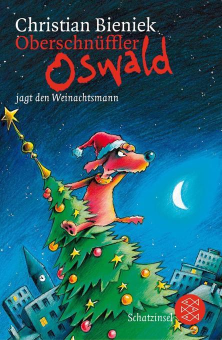 Oberschnüffler Oswald jagt den Weihnachtsmann als Taschenbuch