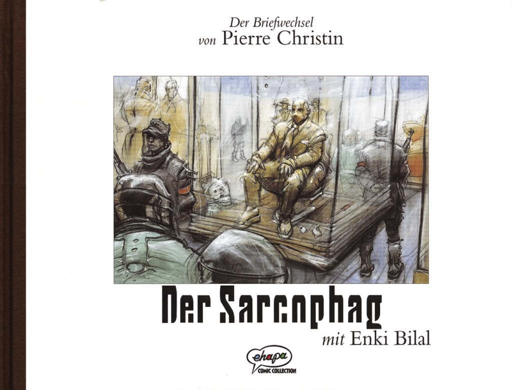 Der Sarcophag als Buch