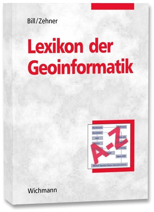 Lexikon der Geoinformatik als Buch