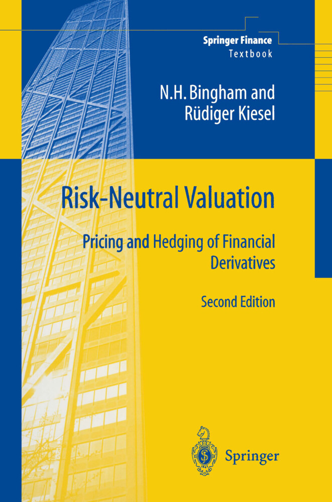 Risk-Neutral Valuation als Buch (gebunden)