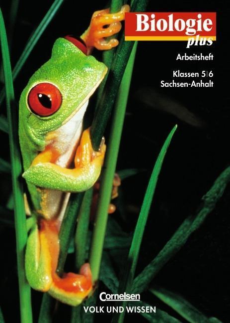 Biologie plus. Förderstufe Sachsen-Anhalt als Buch