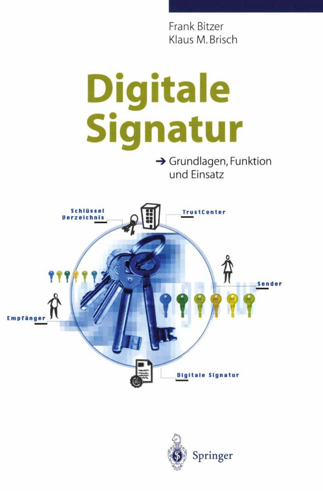 Digitale Signatur als Buch