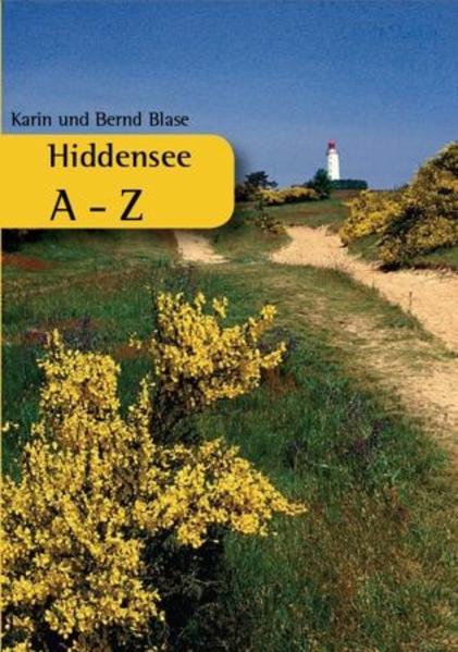 Hiddensee A - Z als Buch