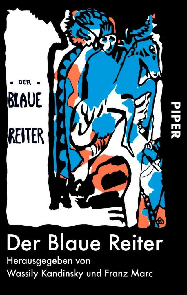 Der Blaue Reiter als Taschenbuch