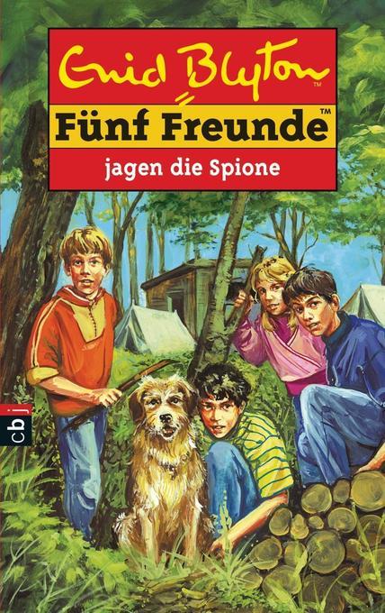 Fünf Freunde 29. Fünf Freunde jagen die Spione als Buch