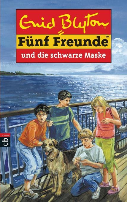 Fünf Freunde 28. Fünf Freunde und die schwarze Maske als Buch