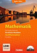 Mathematik Sekundarstufe II. Qualifikationsphase für den Grundkurs Nordrhein-Westfalen. Schülerbuch mit CD-ROM