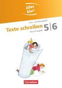 Alles klar! Deutsch. Sekundarstufe I 5./6. Schuljahr. Texte schreiben