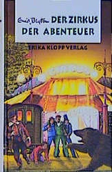 Der Zirkus der Abenteuer als Buch