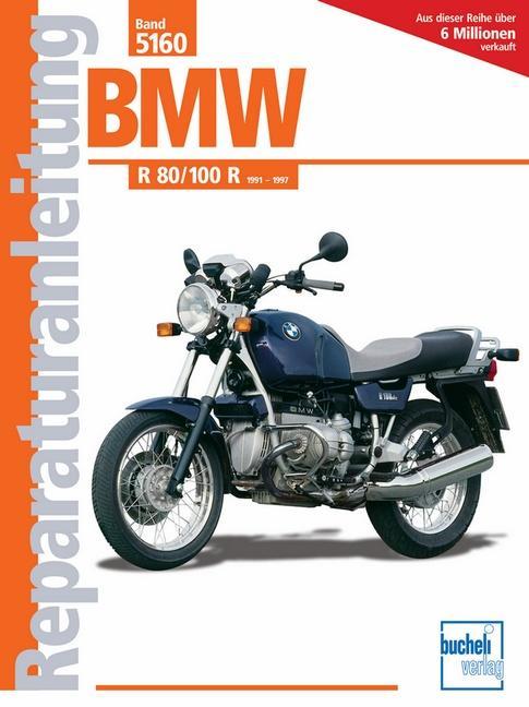BMW R 80 R / R 100 R ab 1991 als Buch
