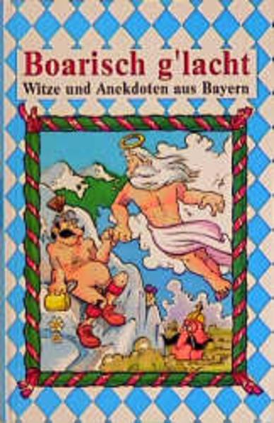' Boarisch g'lacht' als Buch