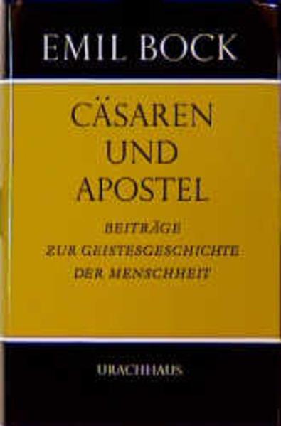 Cäsaren und Apostel als Buch