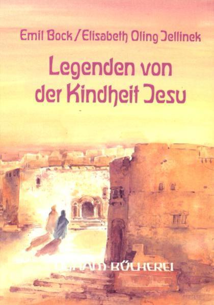 Legenden von der Kindheit Jesu als Buch