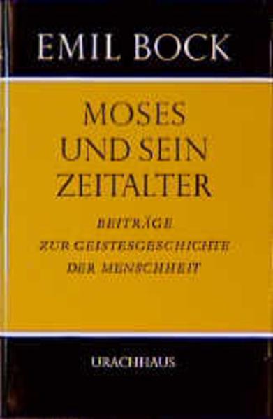 Moses und sein Zeitalter als Buch