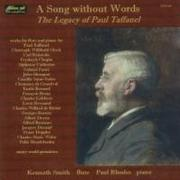 A Song Without Words-Taffanel