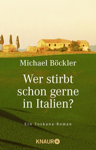 Wer stirbt schon gerne in Italien? als Taschenbuch