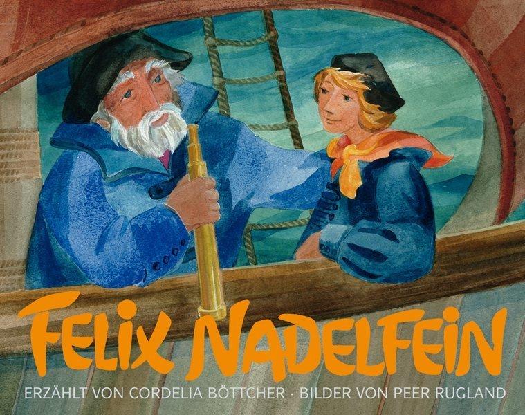 Felix Nadelfein als Buch