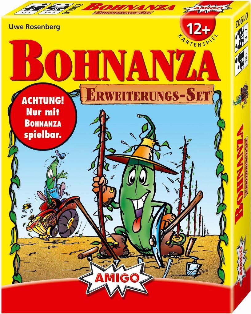 Bohnanza Erweiterungs-Set als Spielware