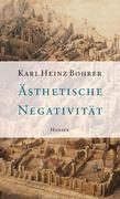 Ästhetische Negativität