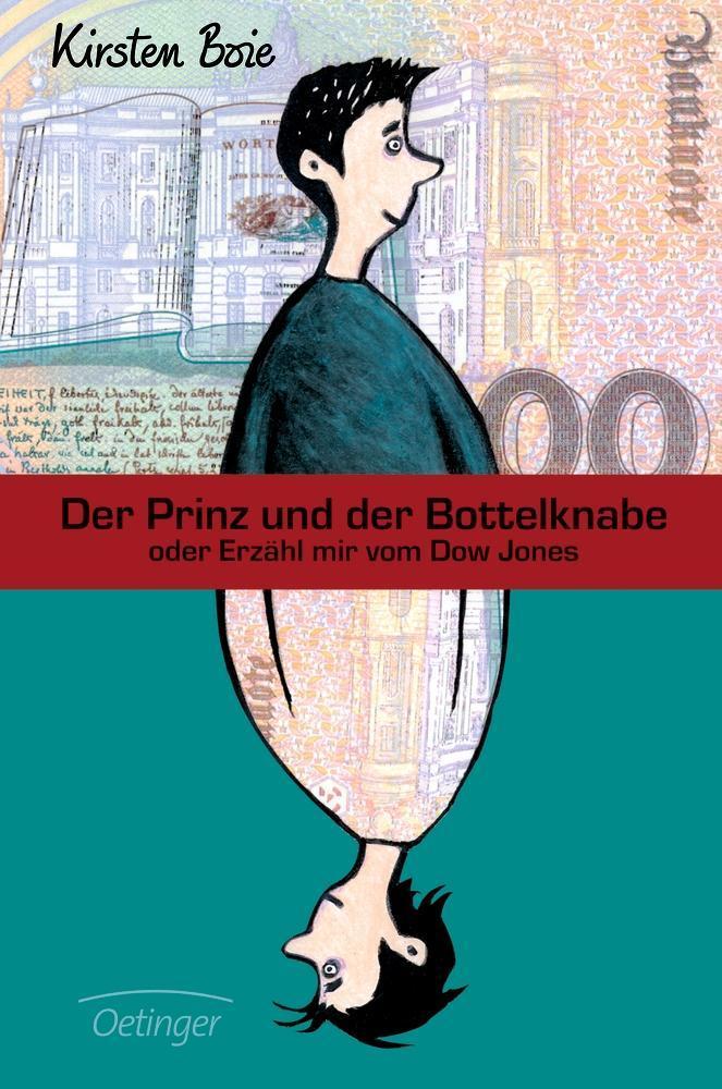 Der Prinz und der Bottelknabe als Buch