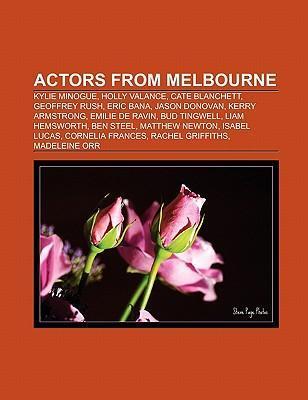 Actors from Melbourne als Taschenbuch von