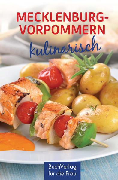 Mecklenburg-Vorpommern kulinarisch als Buch