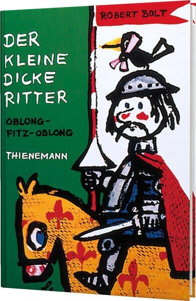 Der kleine dicke Ritter als Buch