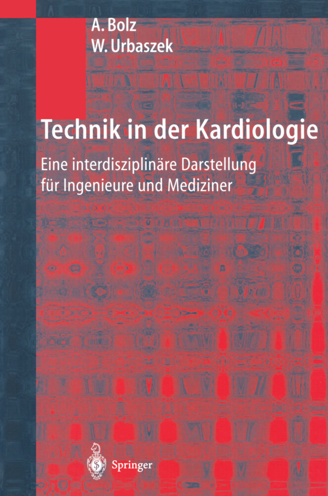 Technik in der Kardiologie als Buch (gebunden)