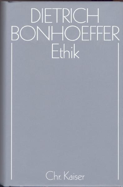 Ethik als Buch