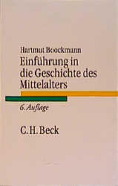 Einführung in die Geschichte des Mittelalters als Buch (kartoniert)