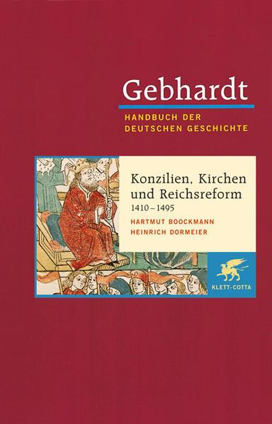 Konzilien, Kirchen- und Reichsreform (1410-1495) als Buch