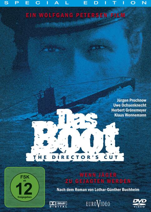 Das Boot als DVD