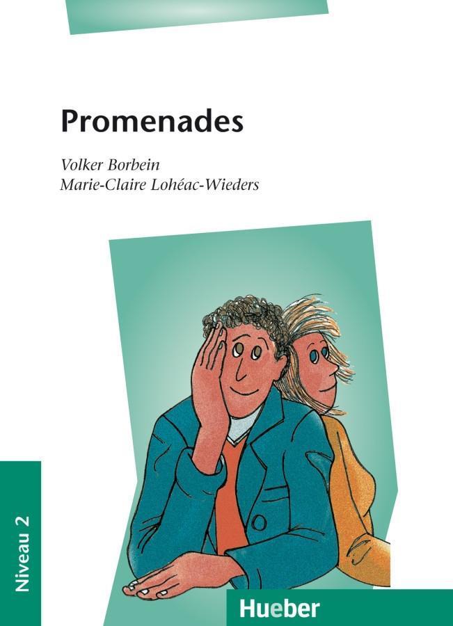 Promenades als Buch