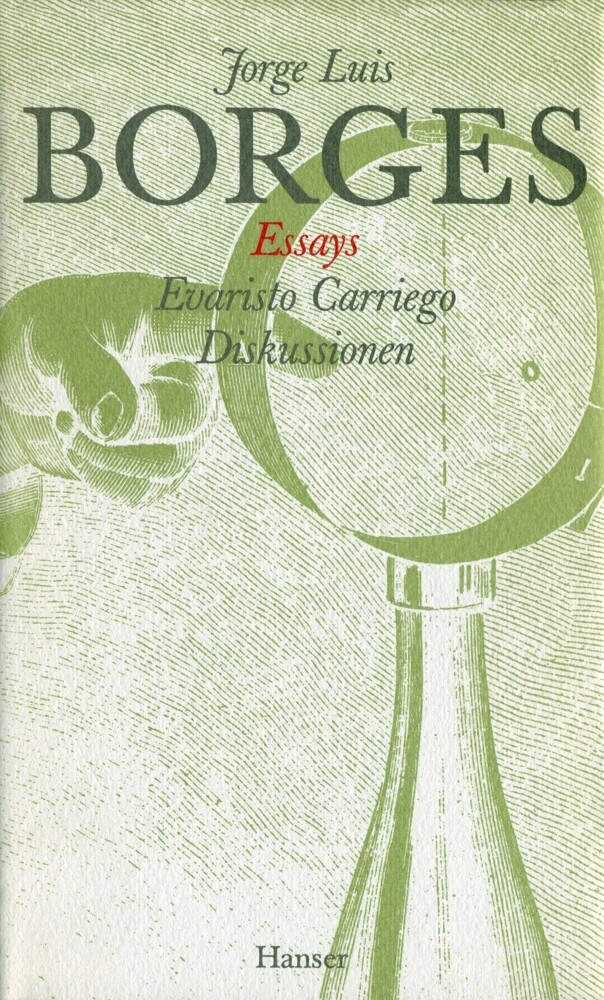 Gesammelte Werke 01. Essays als Buch