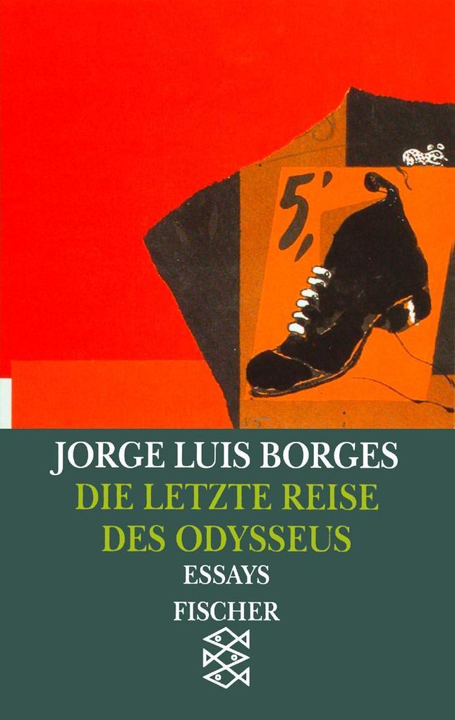 Die letzte Reise des Odysseus als Taschenbuch