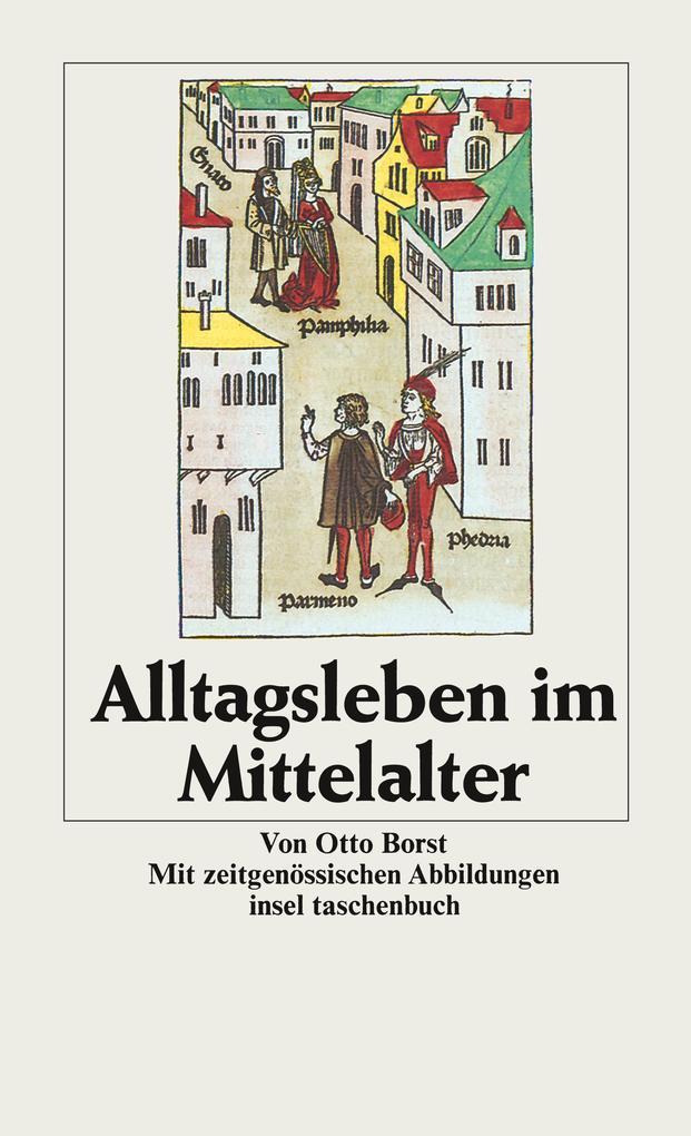 Alltagsleben im Mittelalter als Taschenbuch