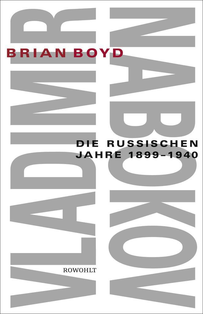 Vladimir Nabokov als Buch (gebunden)