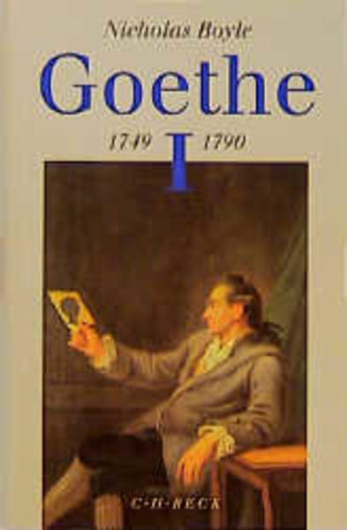 Goethe 1749 - 1790 als Buch