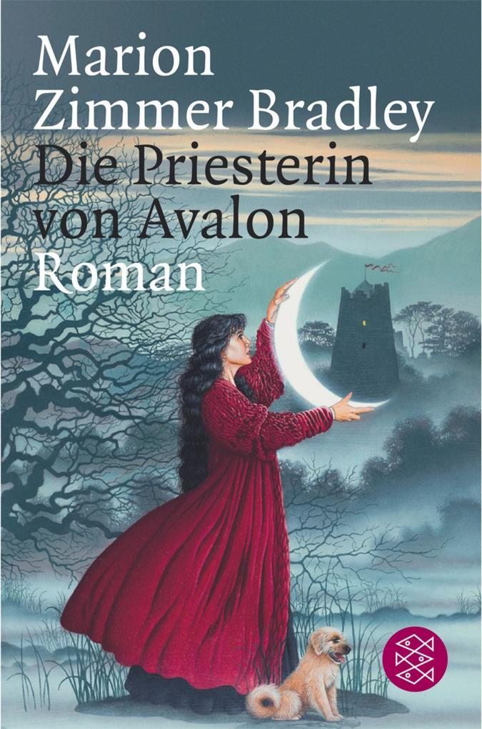 Die Priesterin von Avalon als Taschenbuch