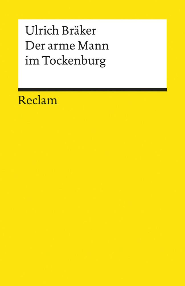 Lebensgeschichte und natürliche Ebenteuer des Armen Mannes im Tockenburg als Taschenbuch