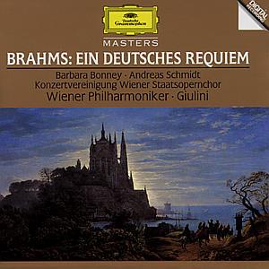 Ein deutsches Requiem. Klassik-CD als CD
