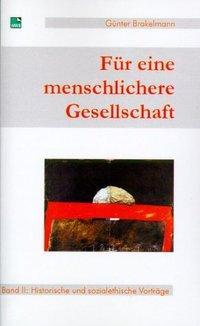 Für eine menschlichere Gesellschaft als Buch
