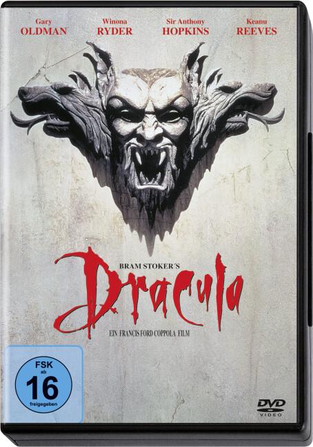 Bram Stokers Dracula als DVD