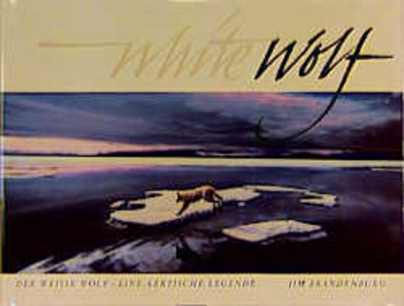 Der weiße Wolf als Buch
